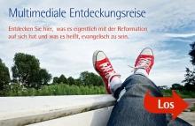"""Bild zur News """"Multimediale Endeckungsreise zur Reformation"""""""