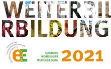 """Bild zur News """"Neues Jahresprogramm für 2021 mit rund 100 Angeboten"""""""