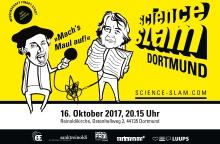 """Bild zur News """"""""Mach's Maul auf"""" - Science Slam am 16.10. in Dortmund"""""""
